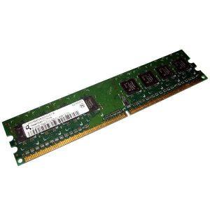 MÉMOIRE RAM Ram Barrette Memoire INFINEON 512Mo DDR2 PC2-4200U