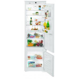 RÉFRIGÉRATEUR CLASSIQUE Réfrigérateur combiné encastrable Liebherr ICBS322