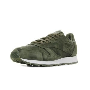 BASKET Baskets Reebok Classic Leather CTE Army Green