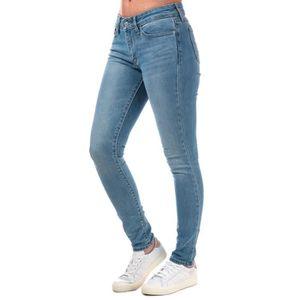 JEANS Jean skinny Levi's 711 Thirteen pour femme en jean