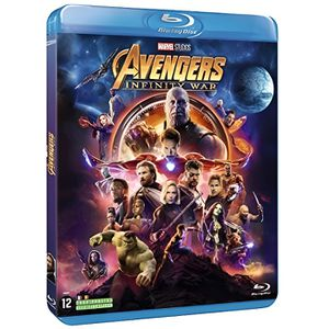 BLU-RAY FILM Avengers : Infinity War [Blu-ray]