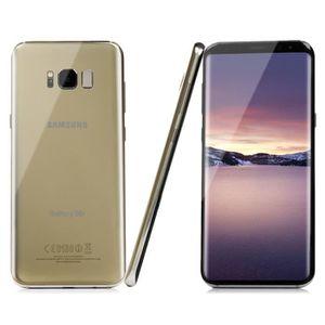 SMARTPHONE RECOND. Samsung Galaxy S8+ G955F 64go Or Smartphone Carte