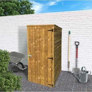 ABRI JARDIN - CHALET Abri de rangement Storage Modern - bois traité