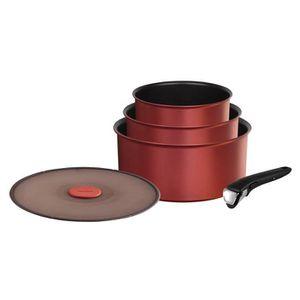 BATTERIE DE CUISINE Tefal L6599503 Set de casseroles - Ingenio 5 Perfo