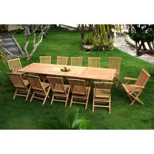 Grande table de salon de jardin achat vente grande for Grande table de jardin pas cher