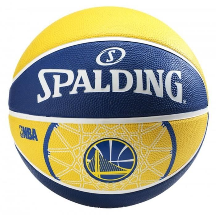SPALDING Ballon Basket-ball Team Ball NBA Golden State Warriors BKT