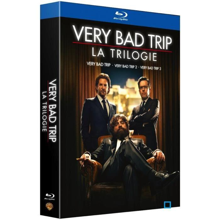 BLU-RAY FILM Blu-ray Coffret Trilogie Very Bad Trip