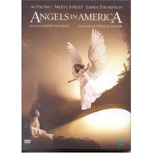 DVD SÉRIE DVD Angels in America