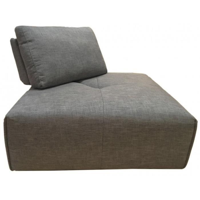 Angle réglable gris anthracite - module pour canapé MODULO