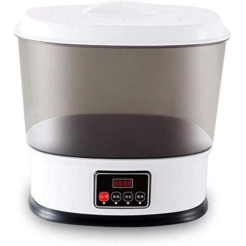 STERILISATEUR DE BOCAUX ELECTRIQUE Machine Automatique de d&eacutesinfection des Fruits et l&eacutegumes 10L,Nettoyeur ultras57