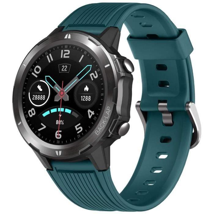 Câbles pour montres connectées YAMAY Montre Connectée Homme Femmes Smartwatch Android iOS Montre Sport Cardiofrequenceme 8443