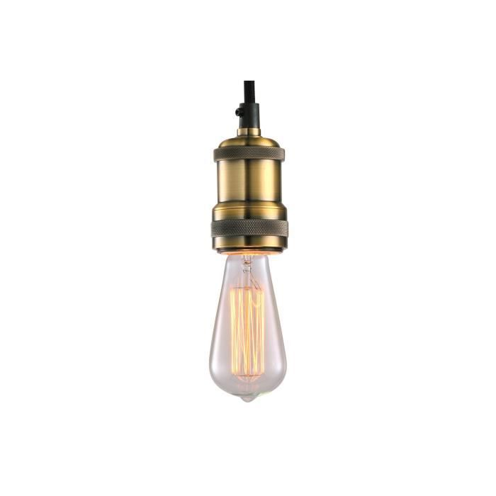Lampe Industrielle Einstein Copper