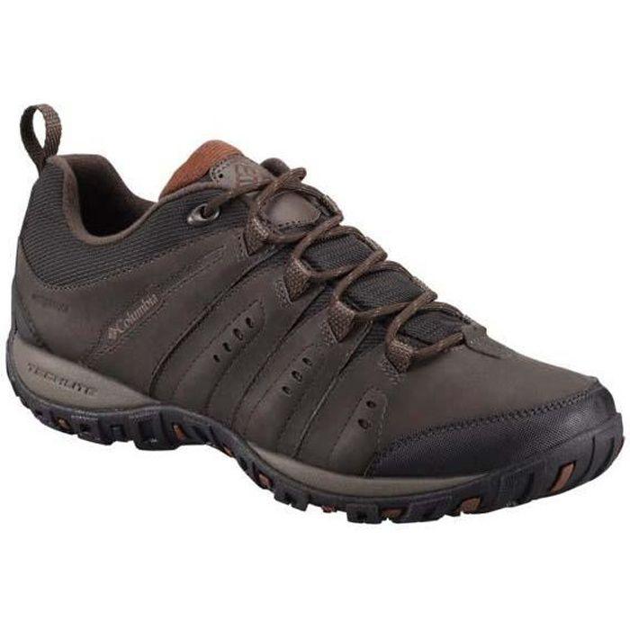 Chaussures Homme Randonnée Columbia Peakfreak Woodburn Ii Waterproof