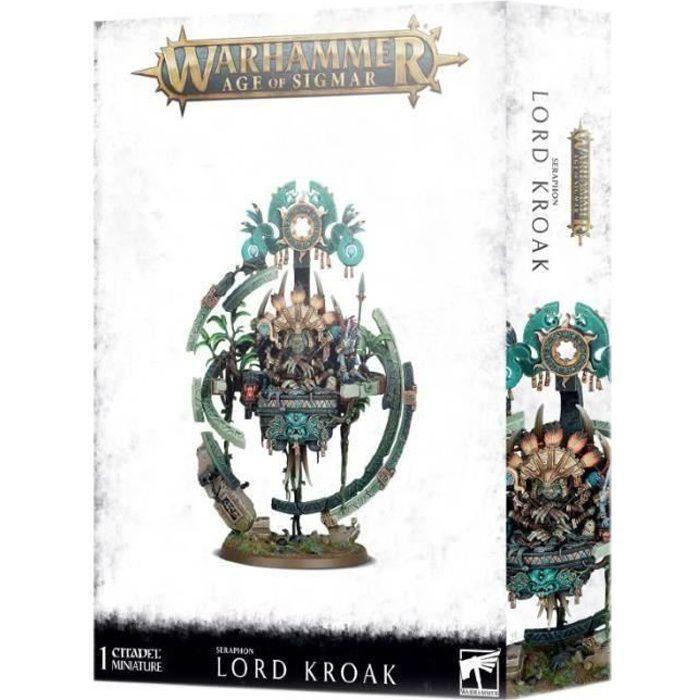 Lord Kroak - Seraphon - Warhammer Age of Sigmar