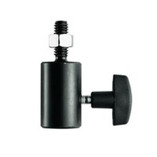 Manfrotto 014BIM Rapidapter, Noir, 90 g, Aluminium