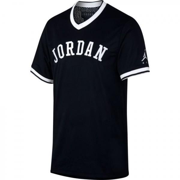 T-shirt Jordan Sportswear Jumpman Mesh Noir