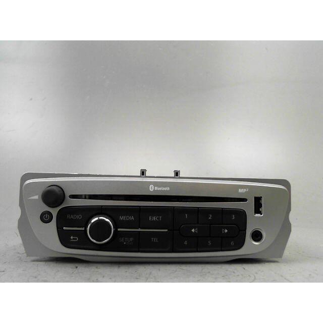 AUTORADIO RENAULT MEGANE 2013 - 00075-00299563-00001258