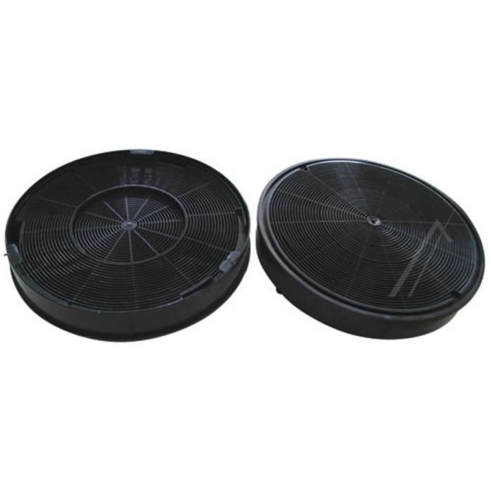 ROBLIN - FILTRES CHARBON HOTTE ROBLIN ASTRA - 5403004: Gros électroménager