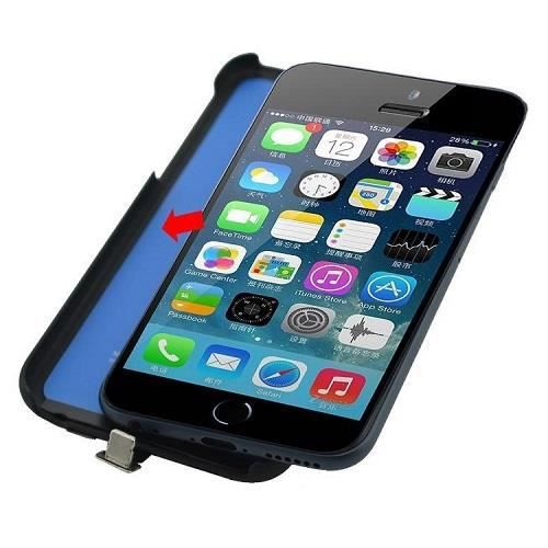 batterie coque iphone 6