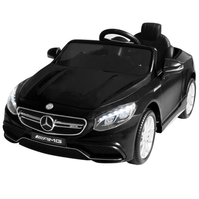 VOITURE ELECTRIQUE ENFANT Voiture Électrique Enfants 12 V - Mercedes Benz AM