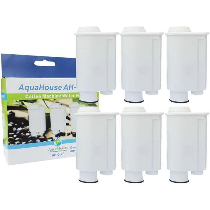 Lot de 2 FilterLogic CFL-902B Filtre /à eau compatible avec Saeco Philips CA6702//10 CA6702//00 CA6702 Brita Intenza Cartouche filtrante pour machine /à caf/é et expresso automatique