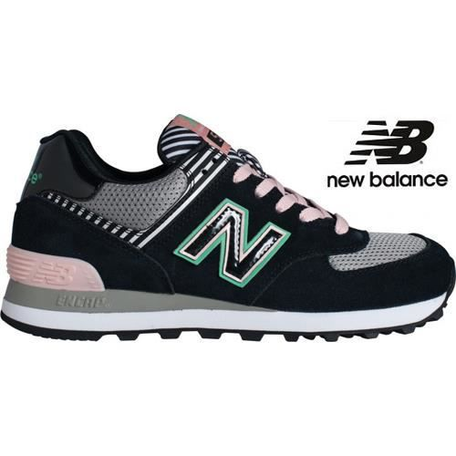 new balance rose noir