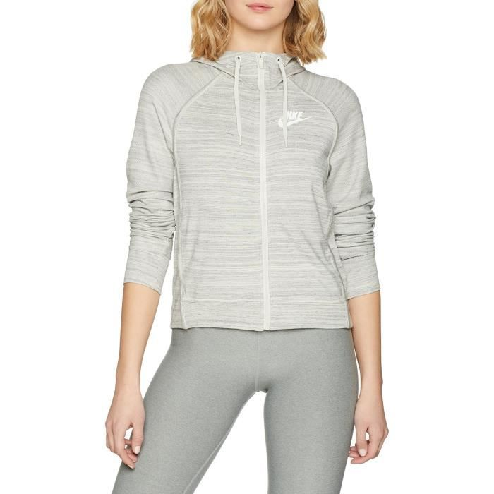 detailed look 8e8c2 755a5 Nike sweat capuche femme