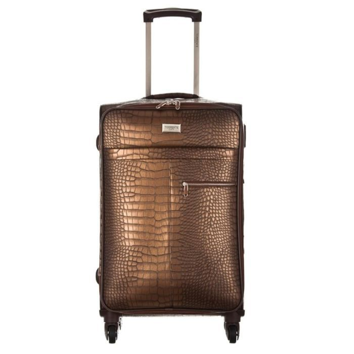 torrente valise yma marron mordore taille s achat vente valise bagage valise yma marron. Black Bedroom Furniture Sets. Home Design Ideas