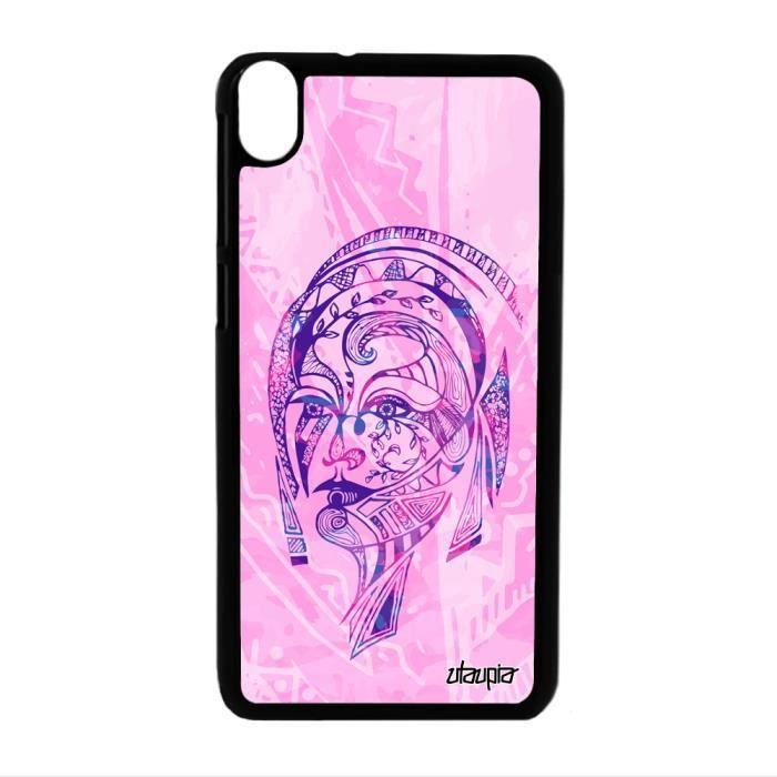 Coque Htc Desire 820 Femme Dessin Swag Fee Fille Smartphone