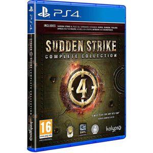 JEU PS4 Sudden Strike 4 Complete Jeu PS4