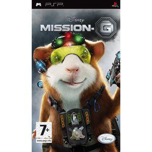 JEU PSP MISSION G / JEU CONSOLE PSP