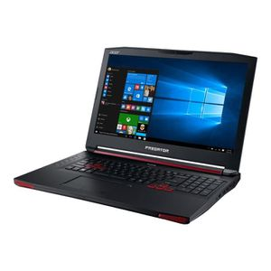 ORDINATEUR PORTABLE Acer Predator 17 G9-791-71MG Core i7 6700HQ - 2.6
