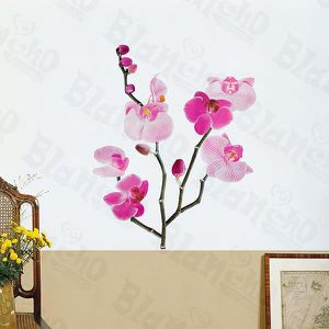 STICKERS Fleurs lumineuses - Stickers muraux Stickers Appli