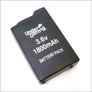 BATTERIE DE CONSOLE Batterie Compatible Pour Sony Psp-1000, Psp-1000k