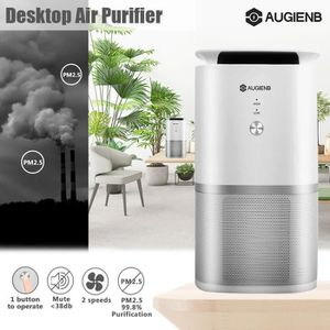 PURIFICATEUR D'AIR AUGIENB HEPA Purificateur d'air ioniseur à filtre