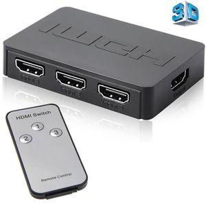 REPARTITEUR TV Répartiteur HDMI Commutateur automatique de boîte