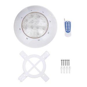 PROJECTEUR - LAMPE 80W RGB Projecteur LED Piscine Lampe Lumière Éclai