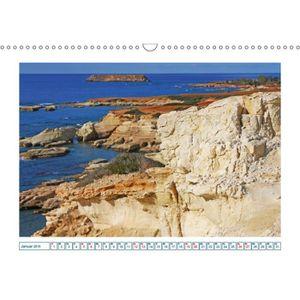 ENSEMBLE LITERIE CD-13457 Chypre. Akamas au paysage A3