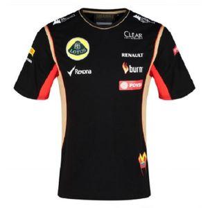 T-SHIRT T-Shirt Adult Formule F1 1 Lotus F1 equipe PDVSA M