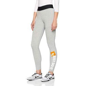 COLLANT SANS PIED Leggings Femme Gris AQ0245063 S