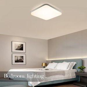 Plafonnier Led Lampe Sur Plafond Eclaraige Interieur Pour Cuisine Salle De Bain Chambre Lumiere Blanche 12w My16277 Achat Vente 0c0b0f01 Cdiscount