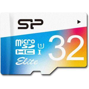 CARTE MÉMOIRE Carte Micro SD 32Go SDHC / MicroSDXC Elite avec Ad