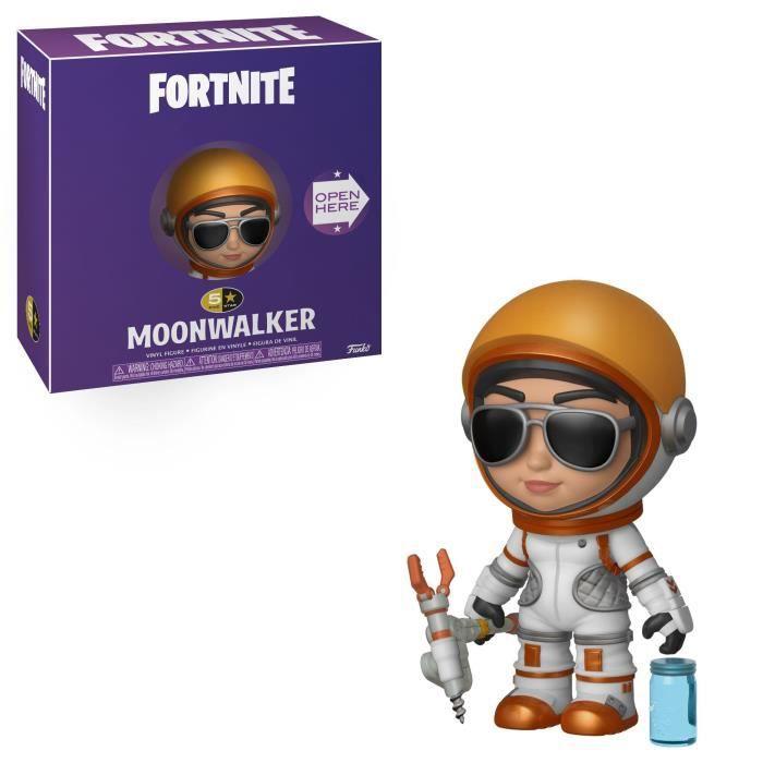 Figurine Funko POP ! 5 Star : Fortnite - Moonwalker