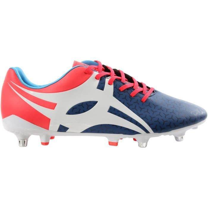 GILBERT Chaussures Rugby Evolution SC6 Hybrid Homme RGB