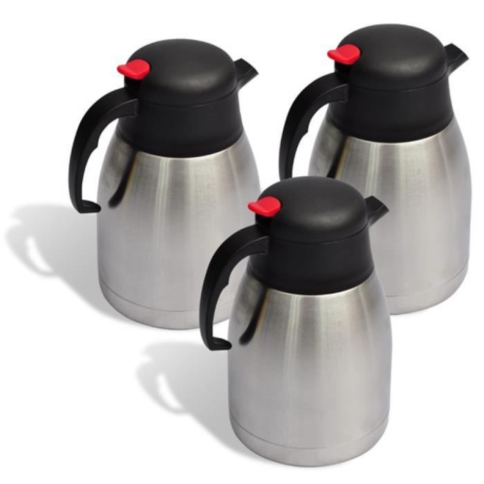 Carafe isotherme thermos inox 1,5 L