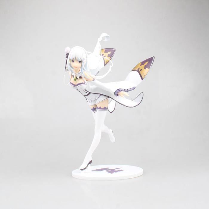 Re: La vie dans un monde différent de zéro, Emilia, figurine en boîte