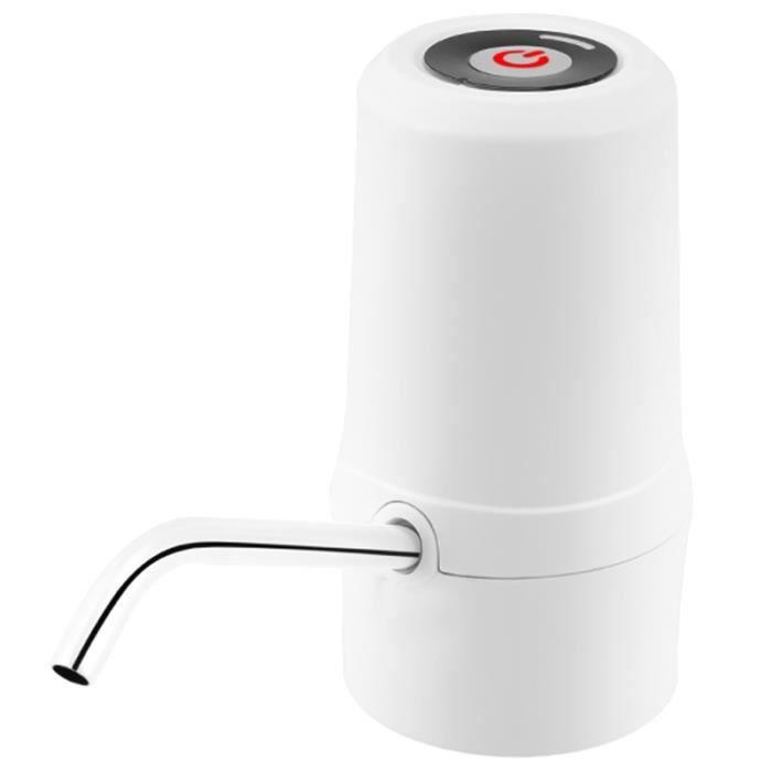 Distributeur automatique de pompe à eau Portable électrique distributeur de boisson froide rechargeable USB bouteille potable vo