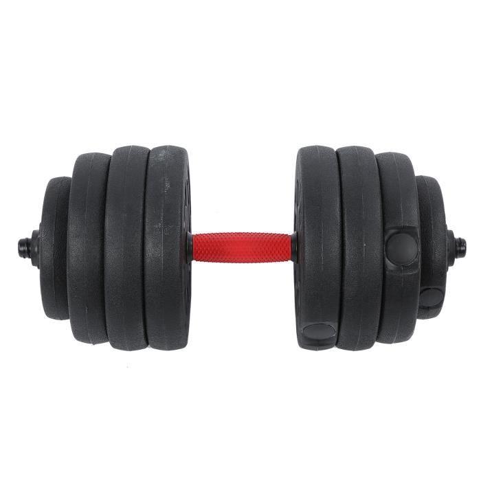 Ensemble d'haltères musculation réglable -ROE