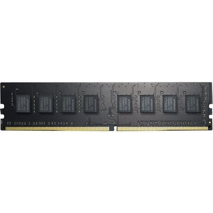 G.SKILL Mémoire PC Value Series - 8 Go - PC4-17000 / DDR4...