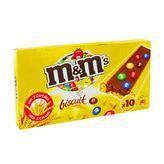 M&MS Biscuit - 10 pièces - 198 g